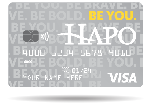 Be You Youth Credit Card