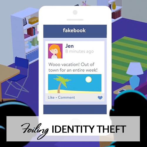Foiling Identity Theft