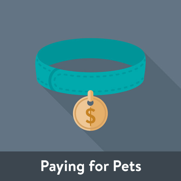 Paying for Pets