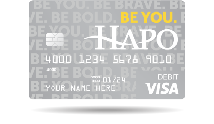Be You Youth Debit Card