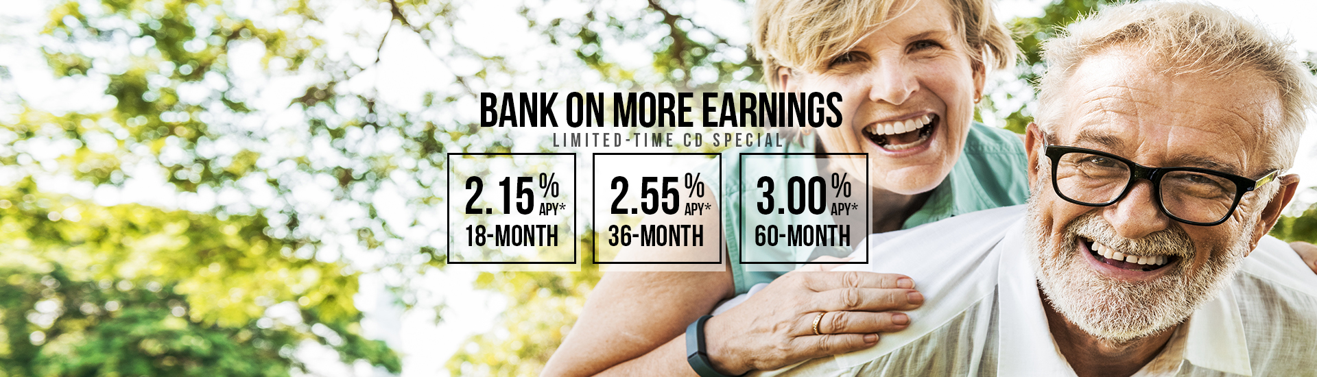 CD Special July 2018 Bank-On-More-Earnings-Rotator